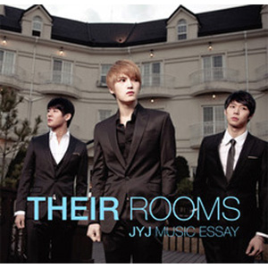 THEIR ROOMS 僕たちの話
